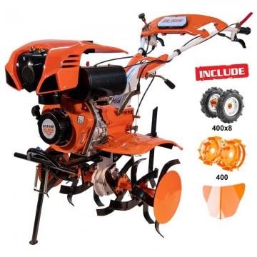 Motocultor RURIS 651KSD +...