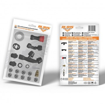 Kit universal pulverizator...